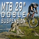 "MTB 29"" DOBLE SUSPENSION"