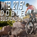 "MTB 27.5"" DOBLE SUSPENSION"