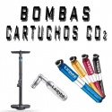 BOMBAS CARTUCHOS CO2